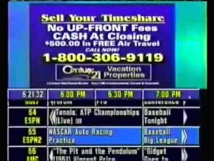 12. The TV Guide Channel