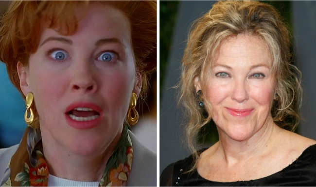Kate McCallister played by Catherine O'Hara