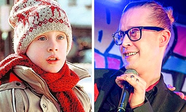 Kevin McCallister played by Macaulay Culkin