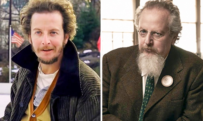 Marvin Merchants played by Daniel Stern
