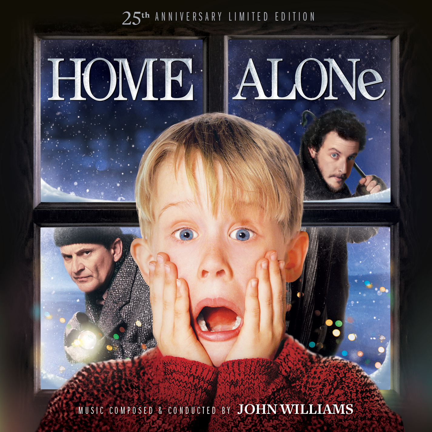 Home Alone is now a seminal movie with a cult following, and the reason why is simple: you won't won't find any other film with such a magical, festive atmosphere.