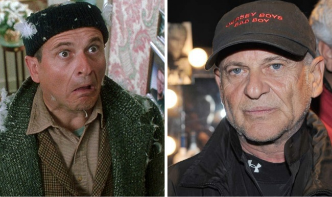 Harry Lime played by Joe Pesci