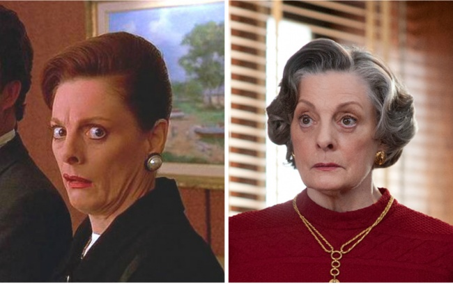 Mrs. Stone played by Dana Ivey