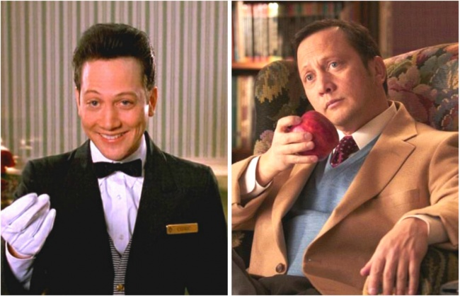 Cedric played by Rob Schneider