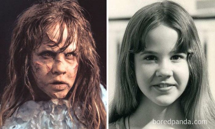 9. Regan Macneil - Linda Blair (The Exorcist, 1973)