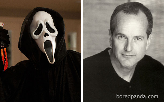 16. Ghostface - Dane Farwell (Scream, 1996)