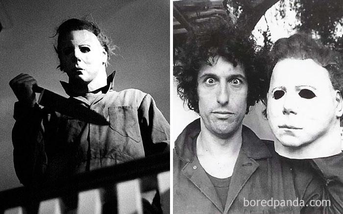 13. Michael Myers - Nick Castle (The Halloween, 1978)