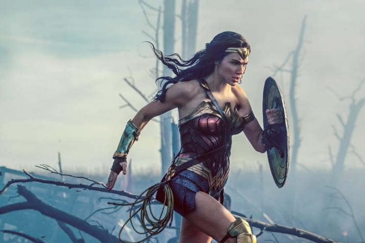 SO. The new Wonder Woman movie is breaking records and has fans totally stoked.