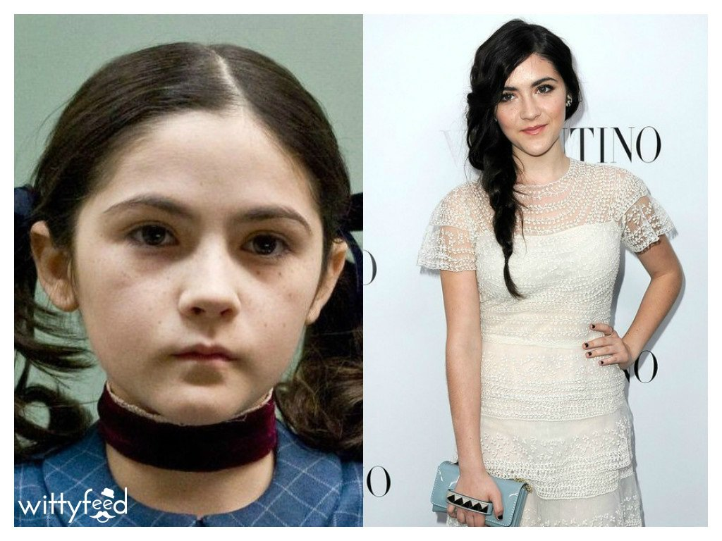 Isabelle Fuhrman (Orphan)