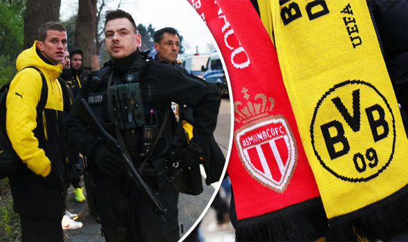 While the investigations are underway to find the perpetrators of the attack on Borussia Dortmund team, let us hope that the match that is scheduled for tonight takes off without any further hurdles.