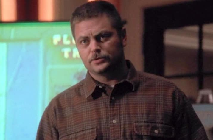 22. Nick Offerman — The West Wing