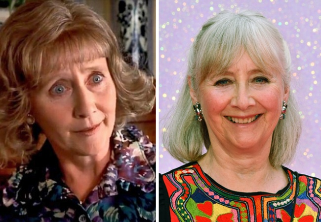 Gemma Jones — Mrs. Jones (Bridget's mother)