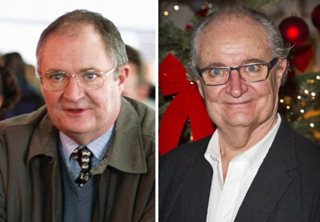Jim Broadbent — Mr. Jones (Bridget's father)
