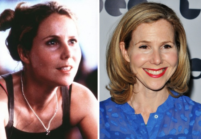 Sally Phillips — Sharon (Bridget's friend)