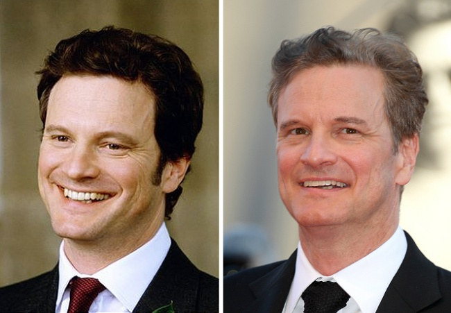 Colin Firth — Mark Darcy