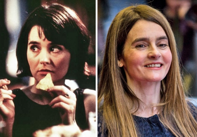 Shirley Henderson — Jude (Bridget's friend)