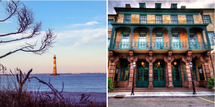 17. Soak up the sun in Charleston, South Carolina: