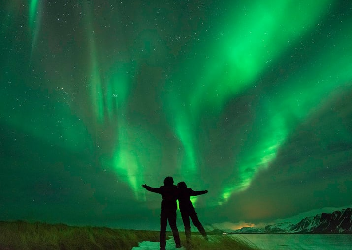 19. See the unreal beauty of Iceland: