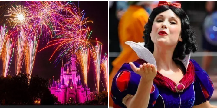 8. Visit The Happiest Place On Earth: