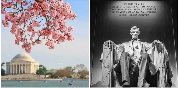 3. Get a free crash course in history in Washington, D.C.: