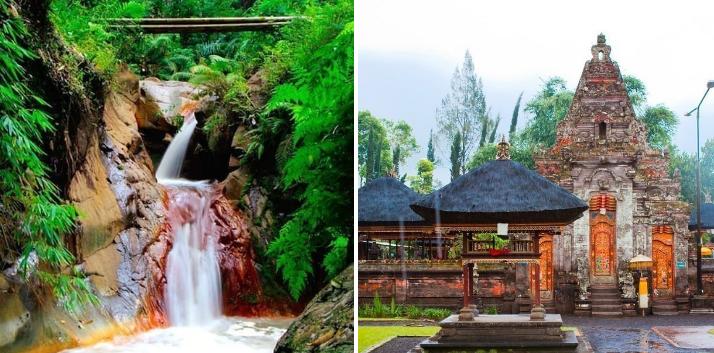 29. Find renewal in Bali, Indonesia: