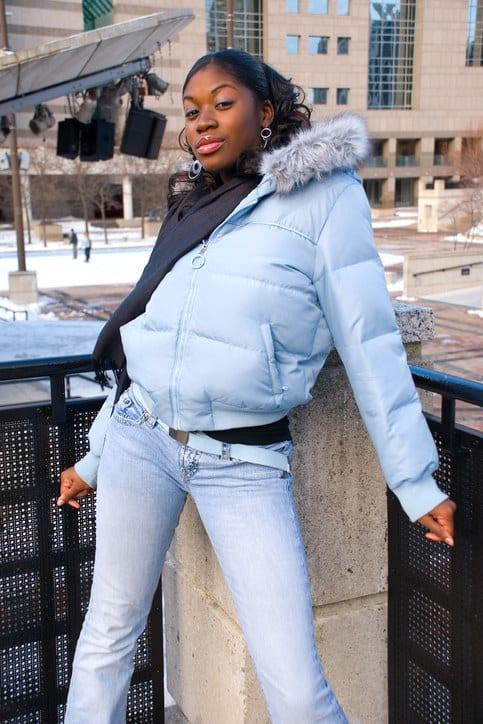 20. Marshmallow coats: