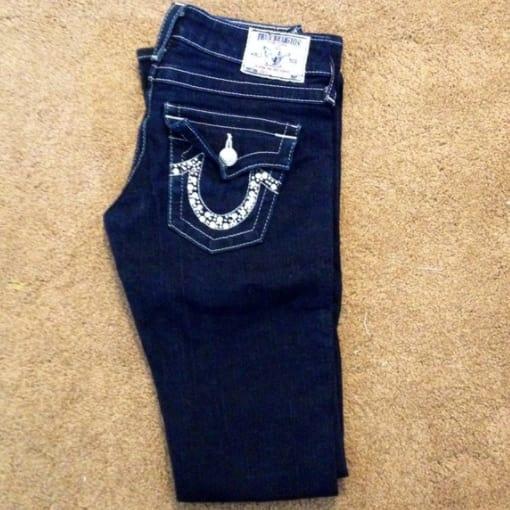 17. True Religion jeans: