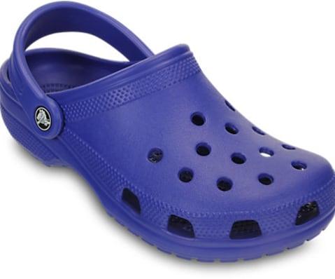 7. Crocs: