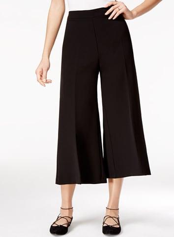 2. Gaucho pants: