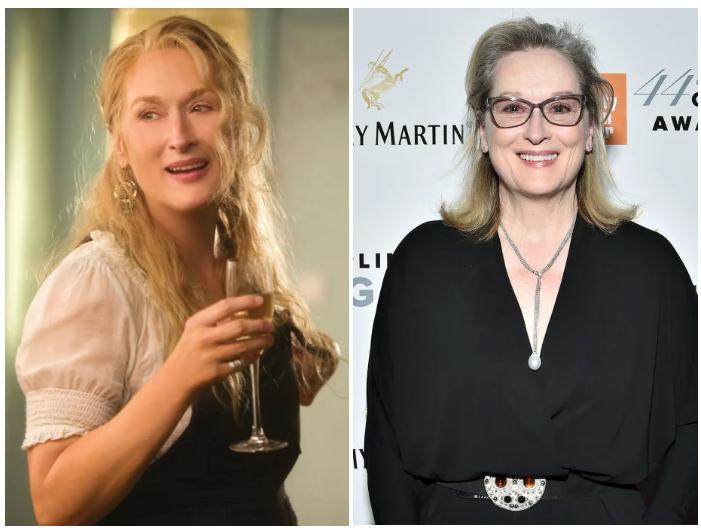 Meryl Streep as Donna