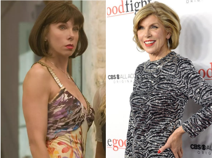 Christine Baranski as Tanya