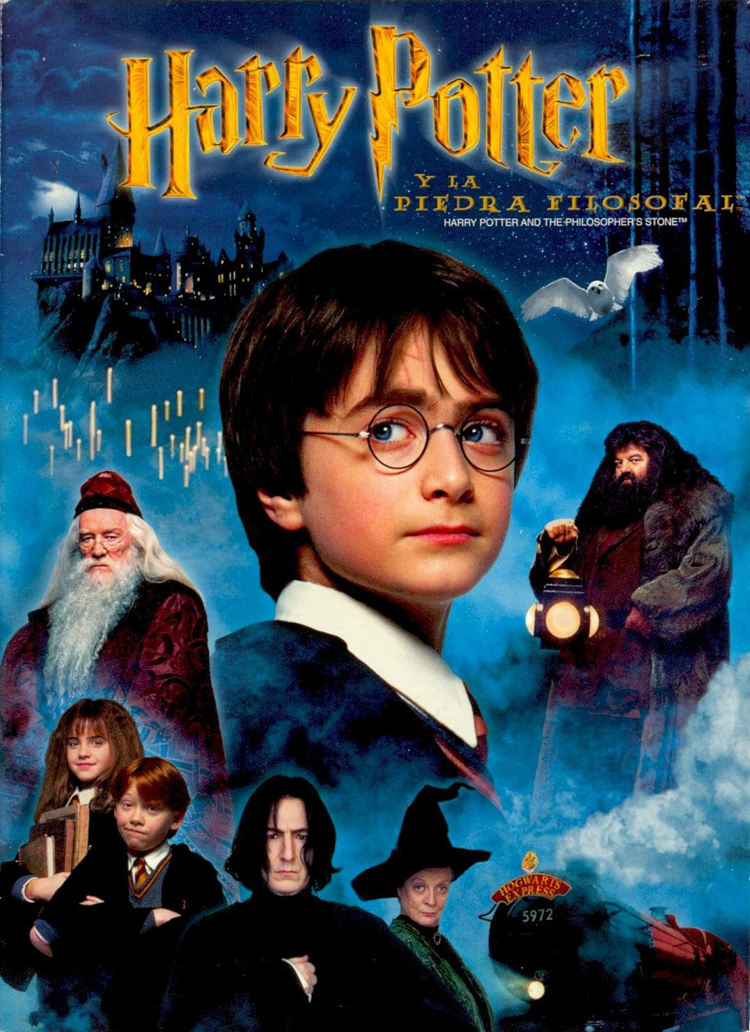In 2001, the world first saw an absolutely fabulous film about a boy who became a wizard. It immediately captured the imagination of children and adults all over the world.