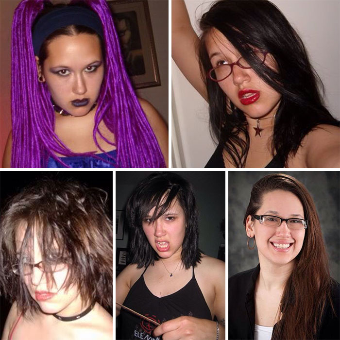 8. Emo. Goth. Emo. Emo. Marketing Consultant