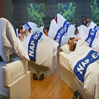 Finally, There's A Gym That Offers Napping Classes For Tired Adults, And Here's How It Works