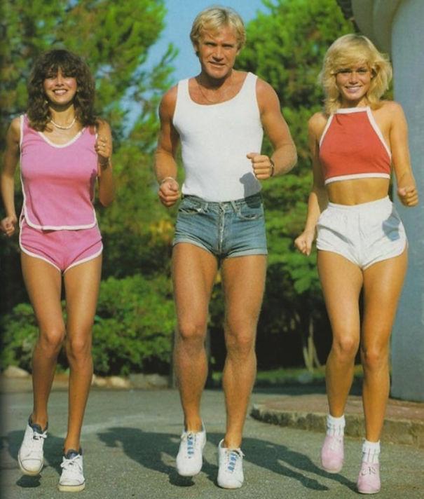 The Steve Austin/Lee Majors look. :D
