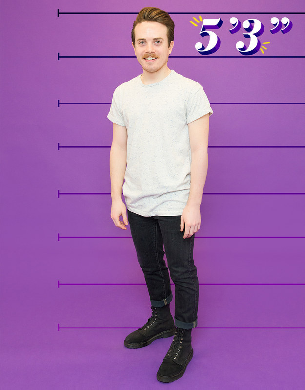 Viralitytoday Discover What Your Height Says About You