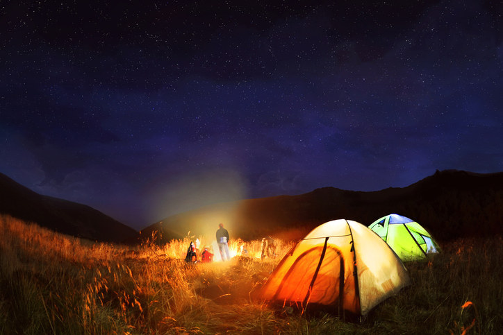 California – Big Sur Campground and Cabins