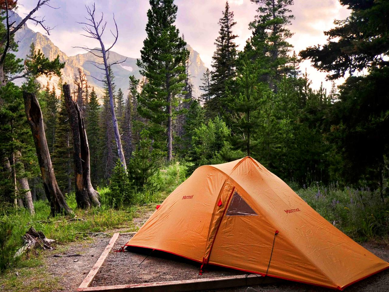 ViralityToday - 12 Of The Best American Campgrounds for R&R