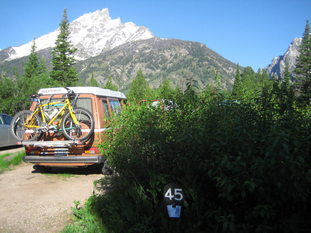 California - Lodgepole Campground in Three Rivers