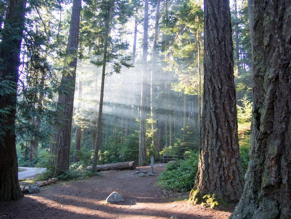 Washington - Deception Pass State Park