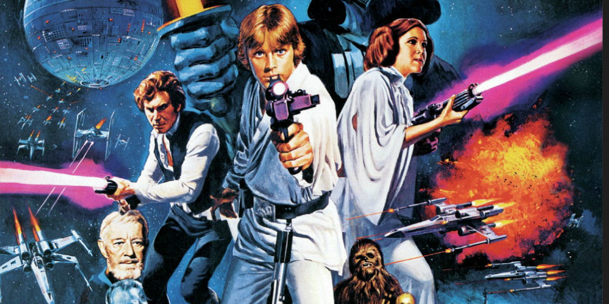 It's been 38 years since the first Star Wars movie was released in cinemas.There have been six stories depicting that galaxy far, far away since then, which have helped create a global phenomenon unprecedented in the history of Hollywood.