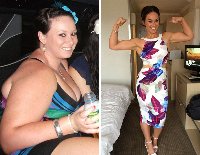 #1 Kate Writer Weighed 120 Kilograms And Lost 55 Kilograms In Nine Months