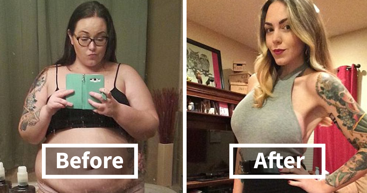 ViralityToday - 9 Incredible Before-And-After Weight Loss ...