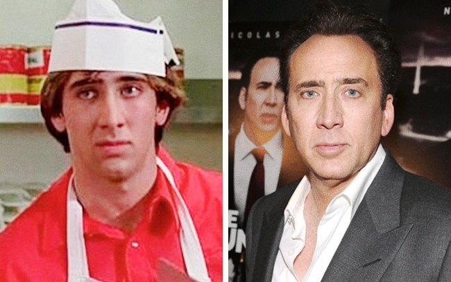 Fast Times at Ridgemont High, 1982, Brad's Bud — Nicolas Cage (53)