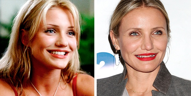 The Mask, 1994, Tina Carlyle — Cameron Diaz (44)