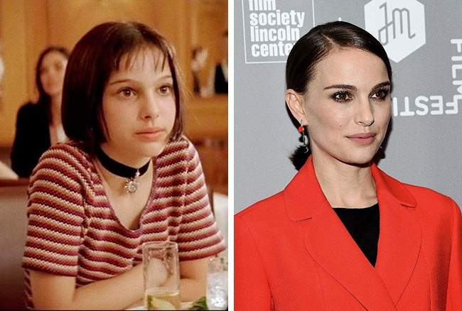 Léon: The Professional, 1994, Mathilda — Natalie Portman (35)