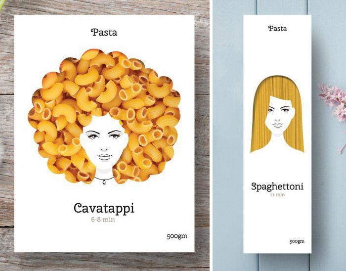 Pasta Nikita Packaging