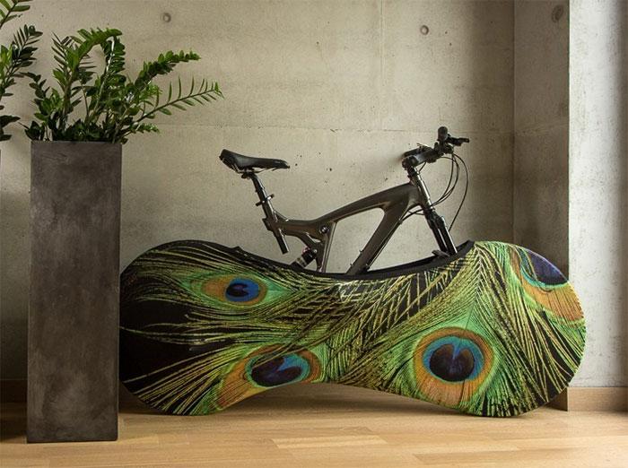 VELO SOCK Bicycle Storage Solution