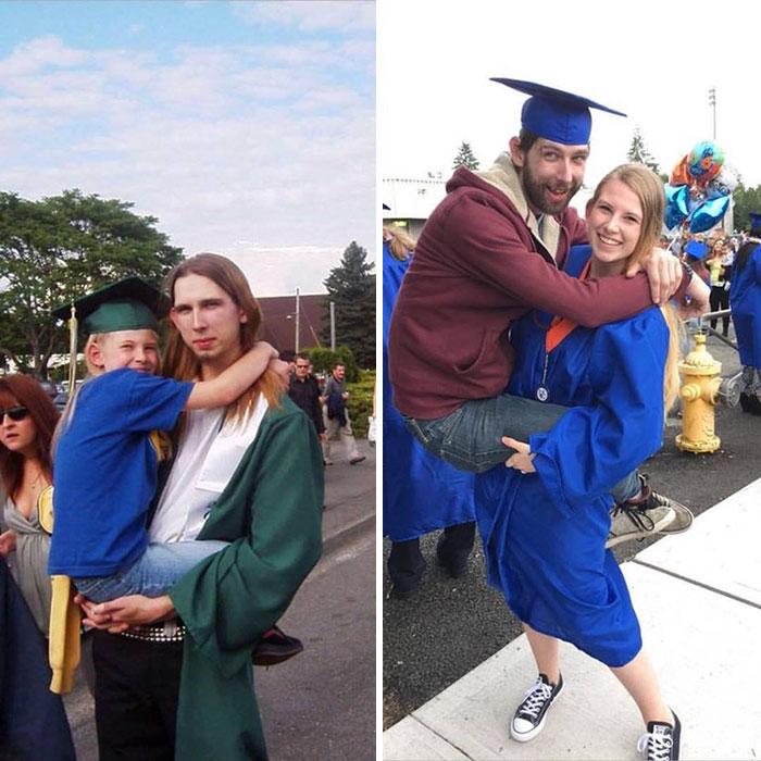17. 10 Years Apart
