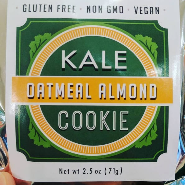 3. When they decided kale was a great cookie ingredient.